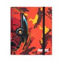 Fortnite. Carpeta RingBook Naranja