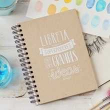 Mr. Wonderful. Libreta con superpoderes para tener grandes ideas