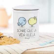 Mr. Wonderful. Taza de té