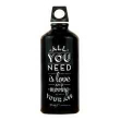 Mr. Wonderful. Botella de Aluminio