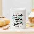 Mr. Wonderful. Taza Mamá Eres Una Gran Madre y Una Superabuela
