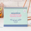 Mr. Wonderful. Calendario 2016