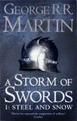A Storm Of Swords Steel And Snow (Rustica) Libro 3