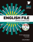 English File Advanced Student s Book + Workbook with Key Pack 3rd Edition