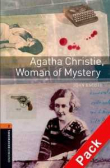 Agatha Christie, Woman Of Mistery (Naranja)