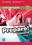 Workbook Prepare 4. Cambridge