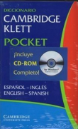 Cambridge Pocket. Diccionario Inglés