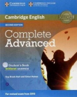 Complete Advanced CAE (without answers). Cambridge