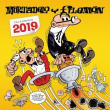 Calendario Mortadelo y Filemón 2019