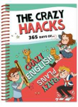 365 days of Crazy English / Party Plans (Serie The Crazy Haacks)