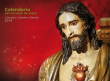 Calendario Pared Corazón Jesús 2015 Papel