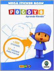 Mega Sticker Book Pocoyo