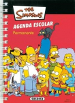 Simpsons. Agenda Escolar Tomo 577 Vol.3