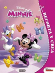 Minnie. Recorta y crea