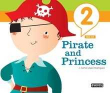 Inglés Pirate and Princess 4 años
