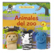 Mini Marionetas 3. Animales del zoo