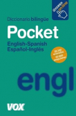 Diccionario Pocket English-Spanish / Español-Inglés. Vox
