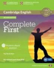 Complete First for Spanish Speakers Student's Book with Answers with CD-ROM 2nd Edition. Cambridge
