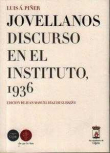 Jovellanos. Discurso en el Instituto, 1936
