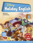 Disney Holiday English Primary 2. Pearson