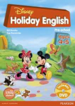 Disney Holiday English Pre-school. Pearson