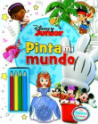 Disney Junior. Pinta mi mundo